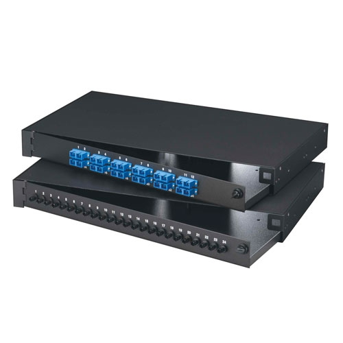 Jpm370a R2 Fo 19 Quot Patch Panel Loaded Black Box