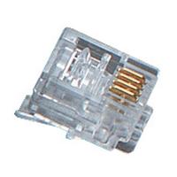 fm020 rj11 modular connector 4 wire for stranded wire. Black Bedroom Furniture Sets. Home Design Ideas