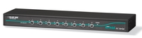 EC VGA KVM Switch, PS/2-User & -CPUs, 4-/8-/16-Ports