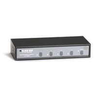 4 x 2 DVI Matrix Switch with Audio and RS-232 Control