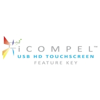 iCOMPEL® Touch Capability License - Playlist Control and HTML/Flash Content Interaction