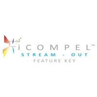iCOMPEL® Stream-out-Lizenz – Re-Broadcast-Server für digitales Fernsehen, UDP-Multicast zu LAN