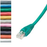 GigaBase® CAT5e 350-MHz Ethernet Patch Cable – Snagless, Unshielded (UTP)