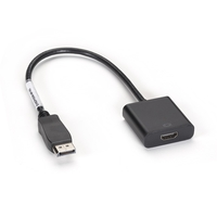 EVNDPHDMI-MF-R3: Video Adapter, DisplayPort to HDMI, M/F, 19 cm