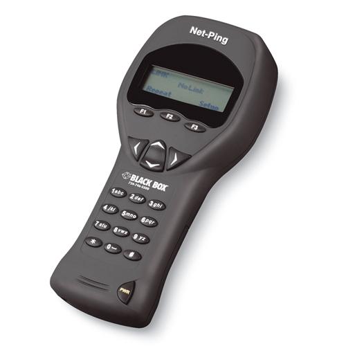 TS670A-R2-EU, Network IP Tester - Black Box