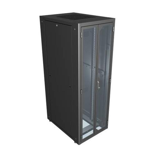 ec45u75100smdsmyk 45u elite cabinet 750wx1000d black box. Black Bedroom Furniture Sets. Home Design Ideas