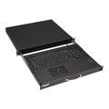 "19"" Short Depth Keyboard Drawer with Trackball"
