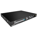 8x2 Video Matrix Switcher, 18G Seamless Switching, HDMI 2.0