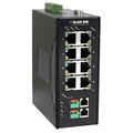 10/100M Hardened Ethernet Extender/VDSL Switch, 8-Port