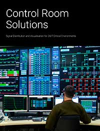 Control Room Solutions Brochure