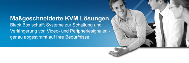 KVM Solution Design Service