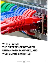 White Paper: The Difference between Unmanaged, Managed and Web Smart Switches
